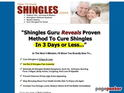 17 Best Ideas About Shingles Treatment On Pinterest