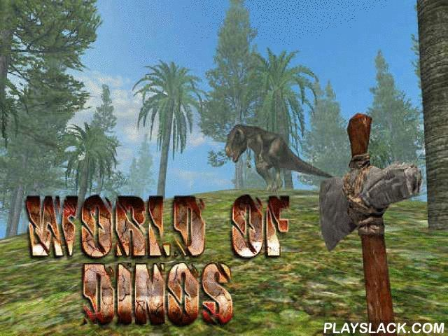 World Of Dinos  Android Game - playslack.com , Do everything you can to endure in a past world with big archosaurs. flee from large attackers and combat mighty foes. investigate pretty and unpleasant world of the past Earth in this sorb game for Android. Go through heavy locations, go up into mountains and wander through the lands. Search for and accumulate non-identical assets. Pre-Raphaelite chaotic creatures to get substance. occupation non-identical equipment and armaments like stone…