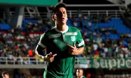 Miguel Caneo en Deportivo Cali (Colombia)