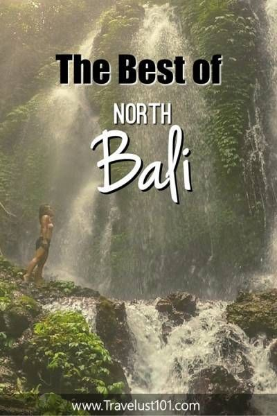Escape The Crowd To A Beautiful World Of North Bali Travel