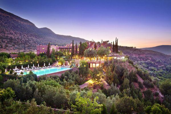 Отель Ричарда Брэнсона Kasbah Tamadot в Марокко