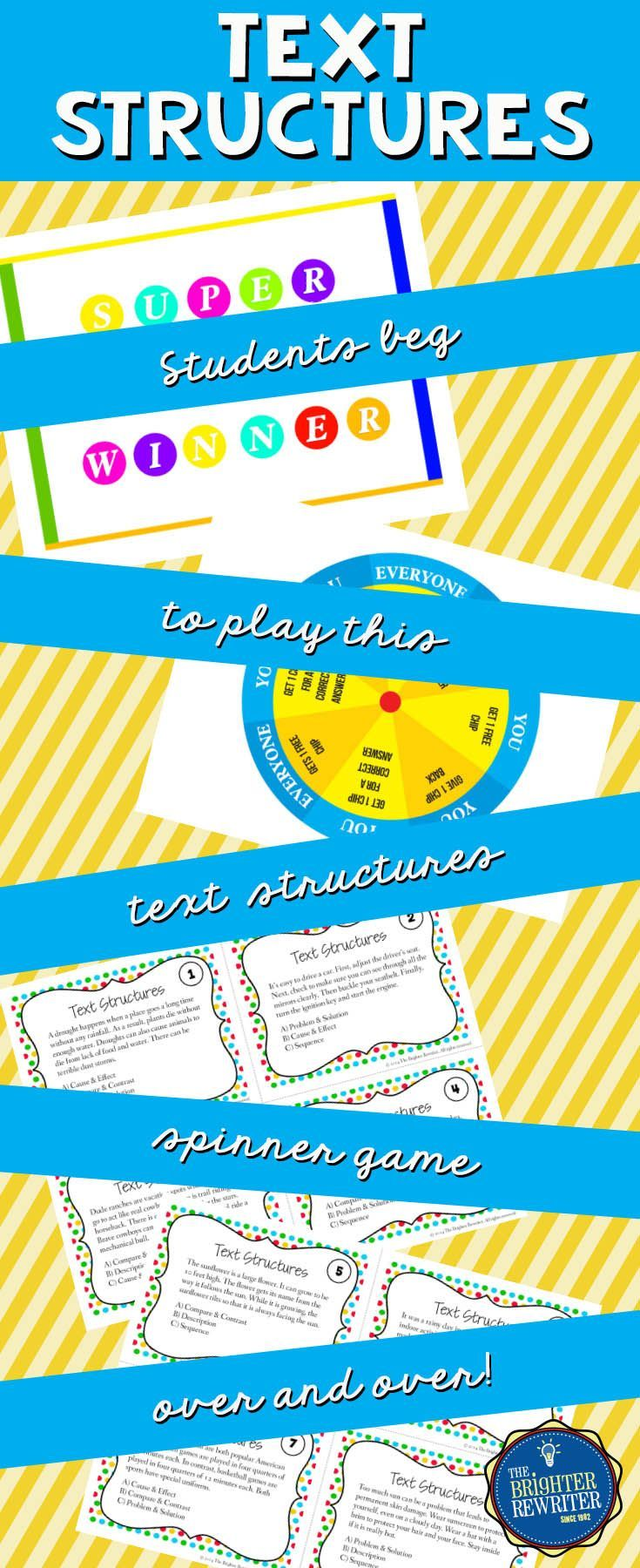 Worksheet Text Structure Worksheets 5th Grade Recetasnaturista