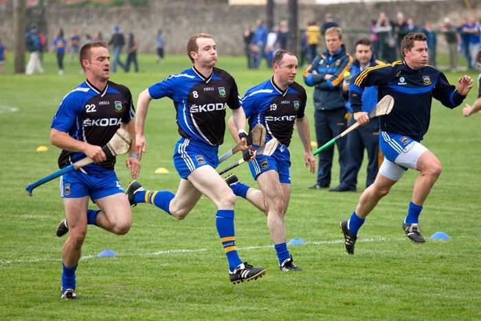 65 Thoughts We All Have at GAA Training