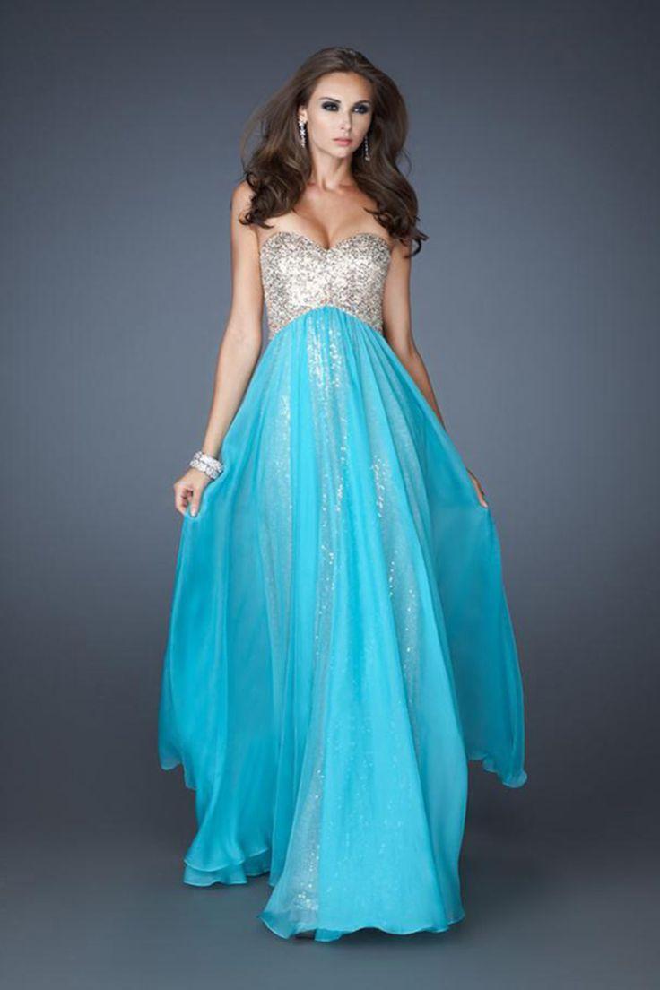 7 best Lovingdresses.com images on Pinterest | Chiffon prom dresses ...