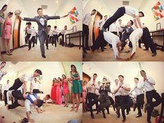 Wedding Research Malaysia: Chinese Wedding Door Games