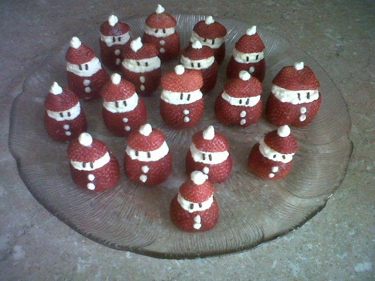 My special Santas I make over the festive season #GETFESTIVEWITHORMS