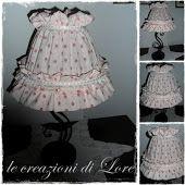 lampada rosa Lore Cucito Creativo