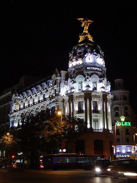 Metrópolis, Madrid, Spain