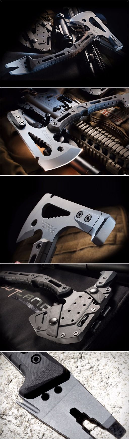 Outland Multi Mission Tactical Axe
