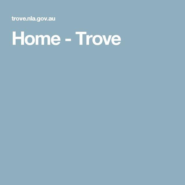Home - Trove