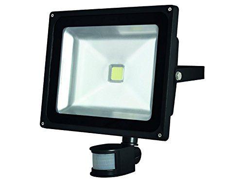 Spectacular Perel LED Spotlight with PIR Bewegungsmelder f r den Au enbereich u W EPISTAR CHIP u