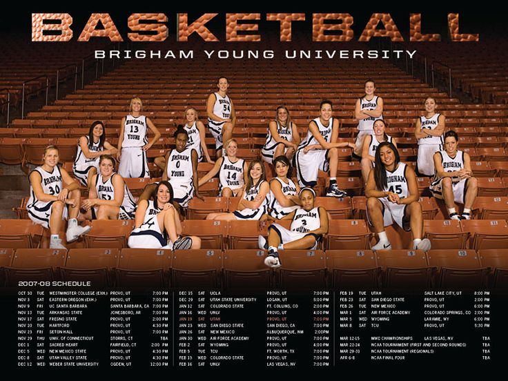BYU Women's Basketball Schedule | Latest Women's Basketball Wallpaper | The Official Site of BYU ...
