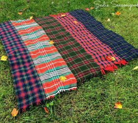 13 best the seagull research images on pinterest elm tree diy interesting and useful ideas for your home diy plaid throw blanket from vintage wool gumiabroncs Images