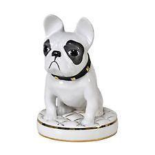 GOEBEL PORZELLAN -Französische Bulldogge Chicaria-GOEBEL French Bulldog Chicaria