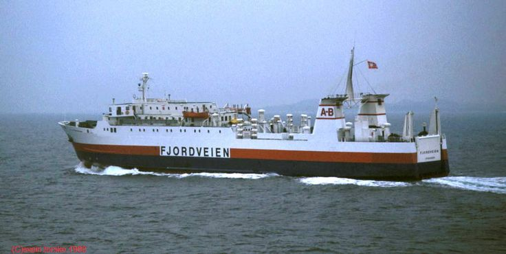 MF Fjordveien