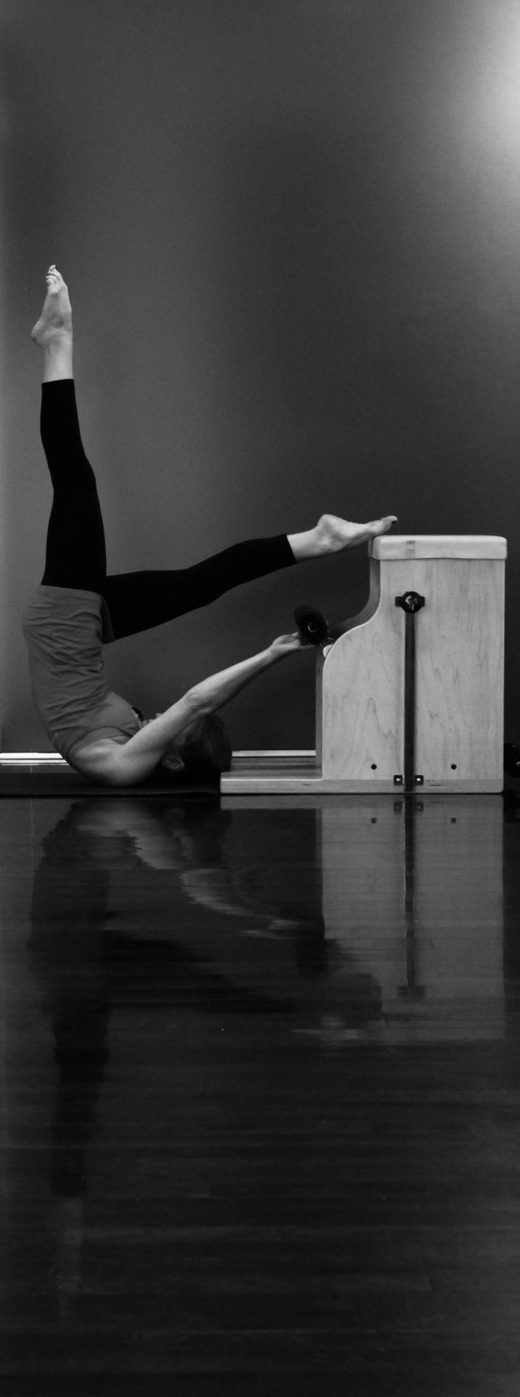 11 best Pilates Chair images on Pinterest | Back walkover ...