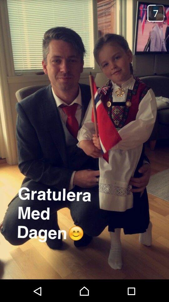 Øyvind og Melina