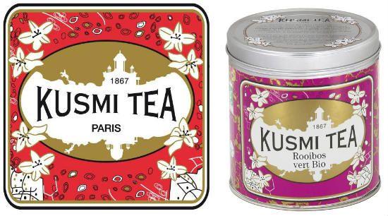 Kusmi Tea, una marca de té ruso con más de 150 años, en París | DolceCity.com