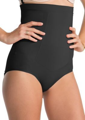SPANX Very Black On Core High-Waisted Brief- SS1815