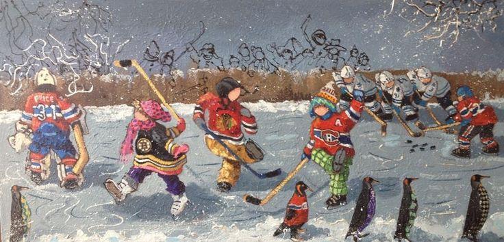 hockey Pauline Paquin
