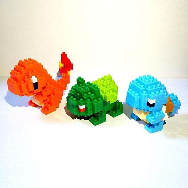 🌟 #ハマっちゃった #nanoblock #pokemon #lego #block #昨日夜な夜な飲みながら没頭 #ナノブロック #ポケモン #art #creative #creating #making #colorful #character #anime #Japan #Japanese #キャラクター #アニメ #レゴ #ブロック #アート #cute #可愛い #マイブーム #pokemongo #legostagram #characterdesign #toy #kawaii