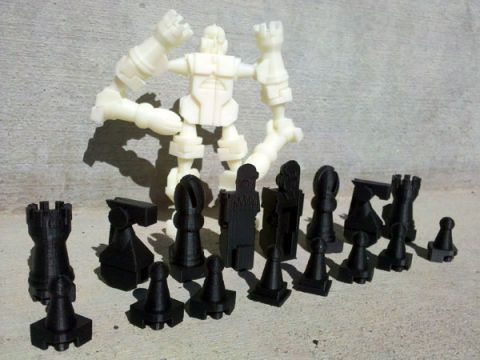 Chessbot Chess Set