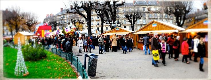 Marché de Noël de Grenoble  ©JM Francillon / Ville de Grenoble