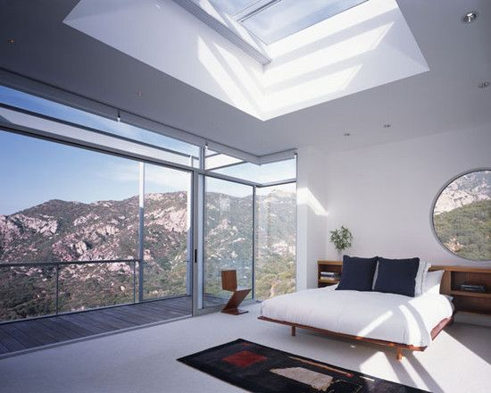 Skylight In Living Rooms