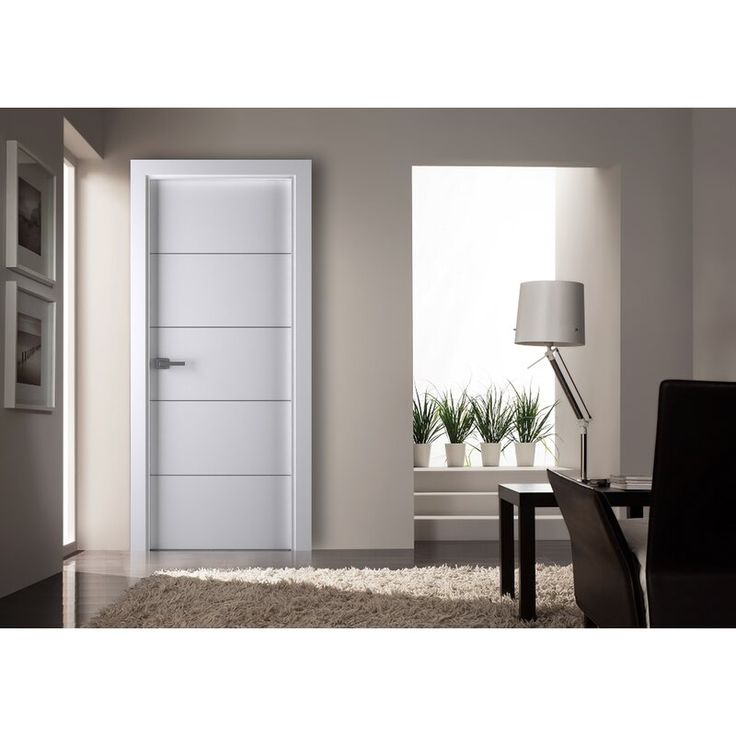 Flush Manufactured Wood Palladio Standard Door Doors Interior Modern Doors Interior Modern Interior