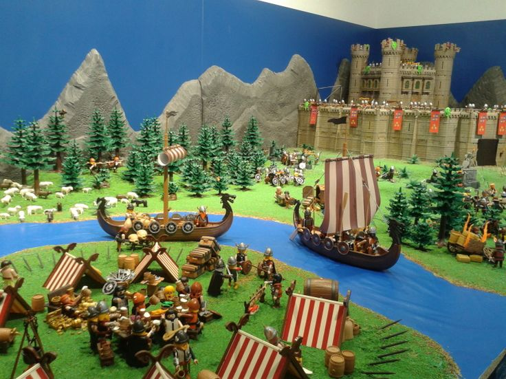 playmobil landscape castle - Google Search