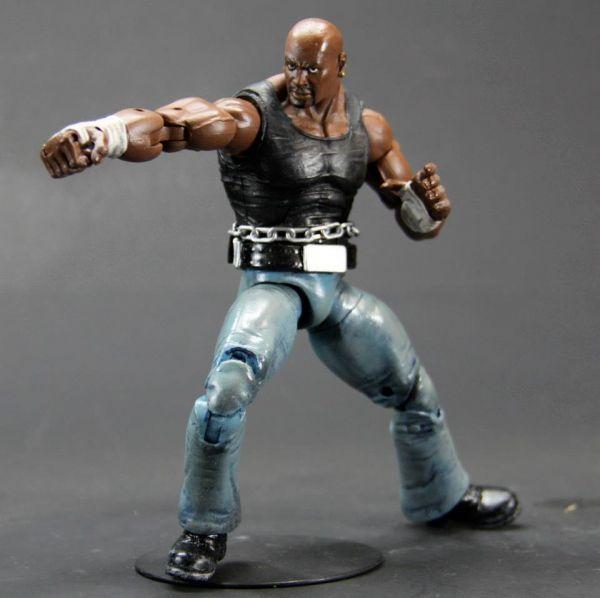 Luke Cage Movie Concept Marvel Legends Custom Action