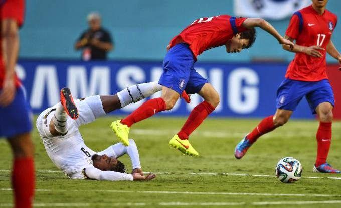 Ghana vs South Korea 4-0 Highlights