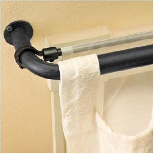 Use a bungee cord to hang a second curtain!! 50+ Hacks to Start Using Now