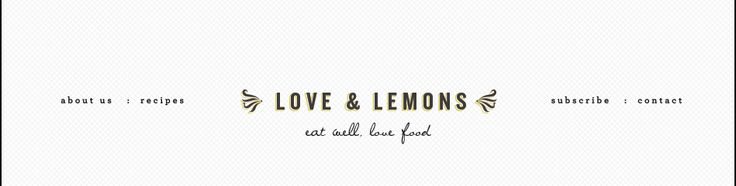 recipe browser | Love and Lemons