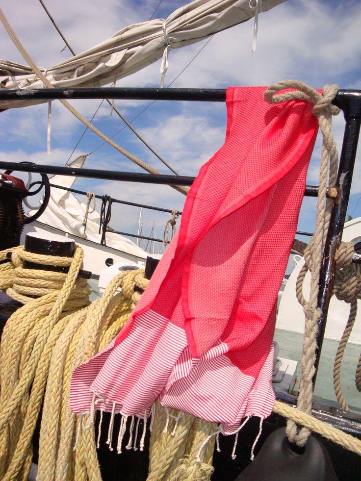 Ręcznik hamam Marine style