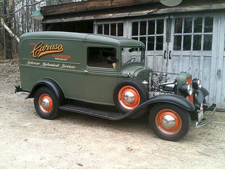 17 Best images about 1932-1934 Ford Panel Trucks on Pinterest | Shops, Models and Trucks