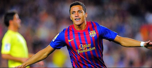 Alexis Sanchez posts message of thanks to Barcelona ahead of Arsenal 1st leg [Instagram]