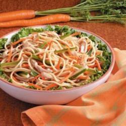 Chicken Spaghetti Salad Allrecipes.com