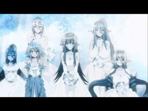 Saikousoku Fall in Love Mia Papi Centrair Sue Melo Rakunera Monster Musu...