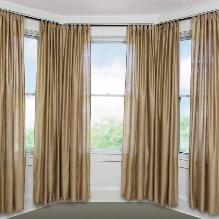 best 25 bow window curtains ideas on pinterest twine. Black Bedroom Furniture Sets. Home Design Ideas