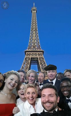 The Gang Visits the Eifel Tower