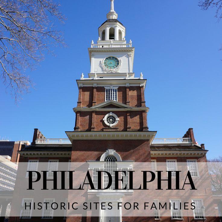 Tips for Families visiting Philadelphia's Historic Sites - Tips For Family Trips