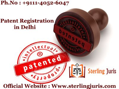 Sterling Juris has emerged out to be a proficient legal entity in regard to offering patent registration services. We offer patent registration in Delhi to businesses that covers all the pre-requisite and necessary patent related matters, ensuring best and quality results to clients at affordable packages. Our team of attorney suggests you the best patent format that promises to deliver a high growth rate to businesses at every step.  Contact No : 9111-4052-6047