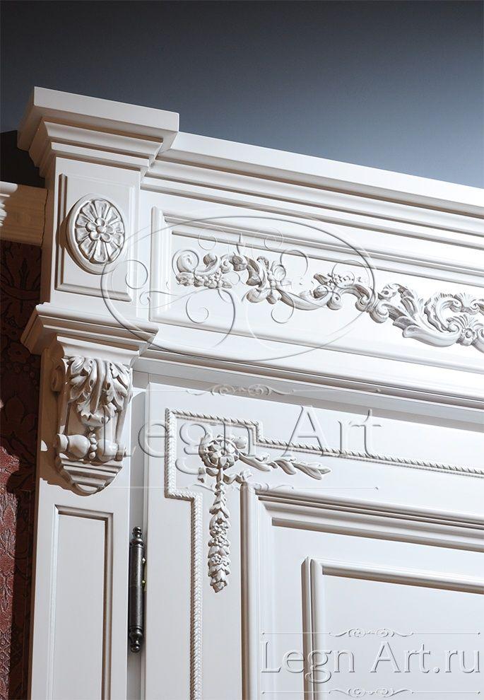 Элитная дверь 32 - выбрать и заказать двери в арт-студии ЛегнАрт в Москве.