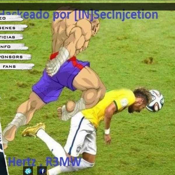 #Brasil2014: Hackers atacan la web oficial de James Rodríguez