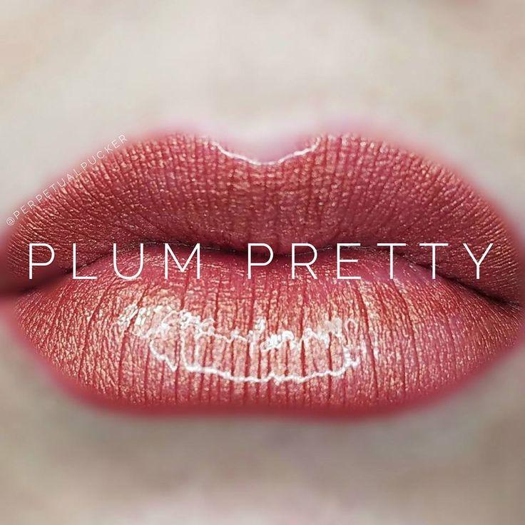 Plum Pretty LipSense Purchase at: www.kissandmake ...