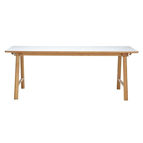 Buy Says Who For John Lewis Why Wood Extending Dining Table Online At Johnlewis
