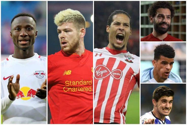 Solanke, Salah, Moreno, Keita, Van Dijk & Neves – Liverpool FC Transfer News Roundup