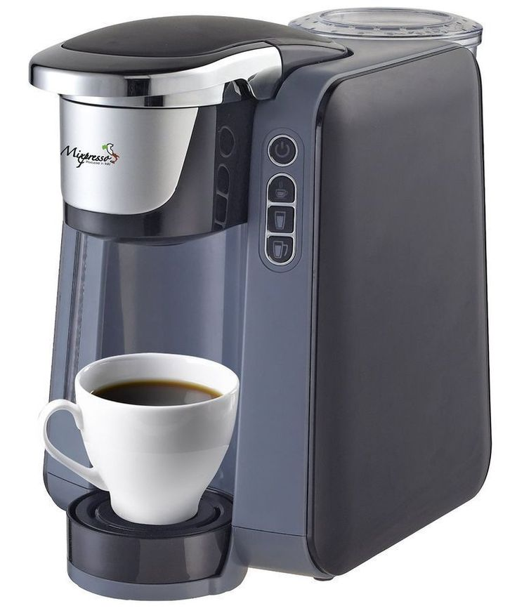 K Cup Coffee Maker For Office : Single Cup Coffee Maker For Keurig K-Cups By Mixpresso Home And Office Coffee Makers ...