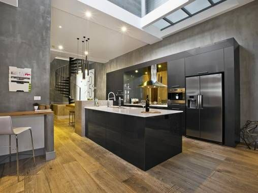The Twins - The Block Fans Vs Favs - Kitchen - Great Use Of Space